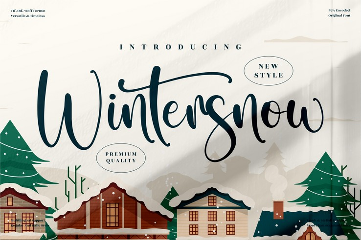 Preview image of Wintersnow