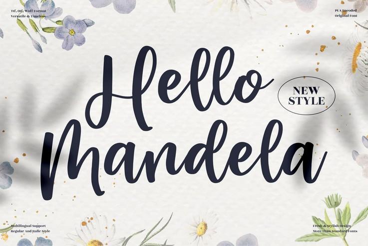 Preview image of Hello Mandela