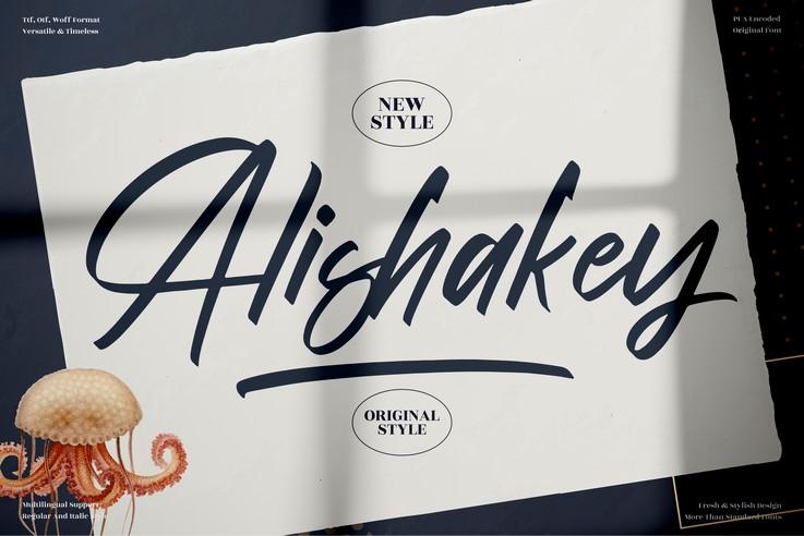 Preview image of Alishakey