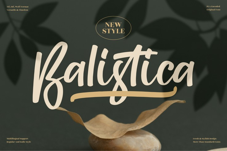 Preview image of Balistica
