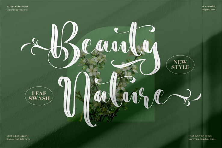 Preview image of Beauty Nature