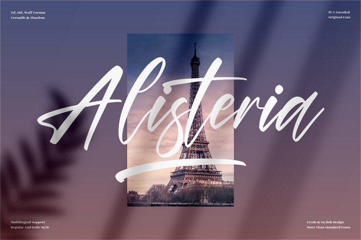 Preview image of Alisteria