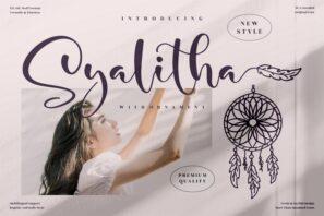 Syalitha