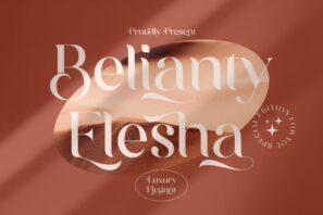 Belianty Elesha