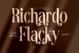 Last preview image of Richardo Flacky