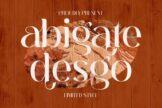 Last preview image of abigate desgo