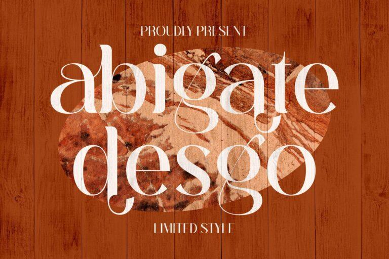Preview image of abigate desgo