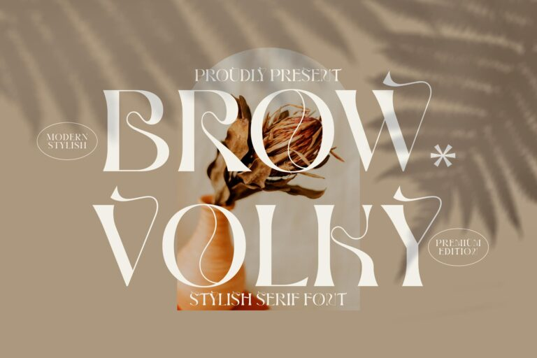 Preview image of BROW VOLKY