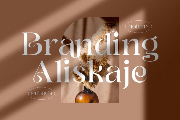 Preview image of Branding Aliskaje