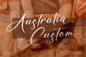 Australia Custom