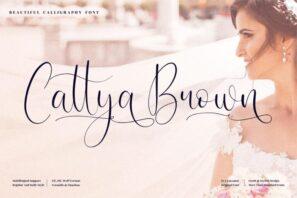 Cattya Brown