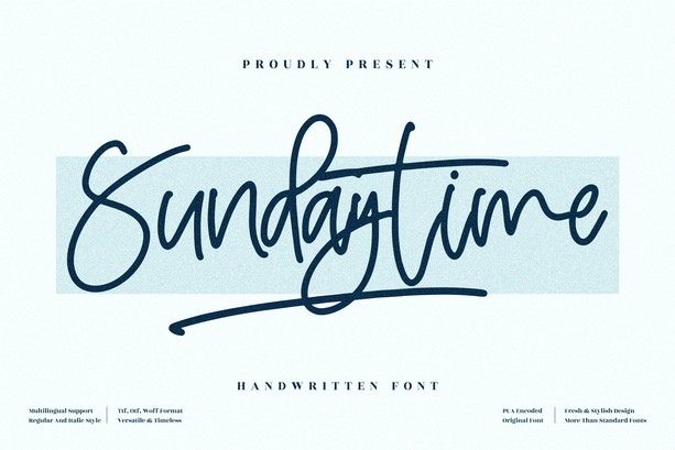 Preview image of Sundaytime