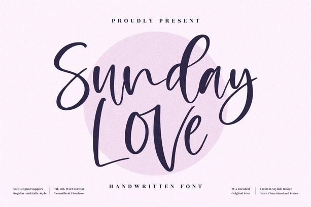 Preview image of Sunday Love