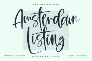 Amsterdam Listing