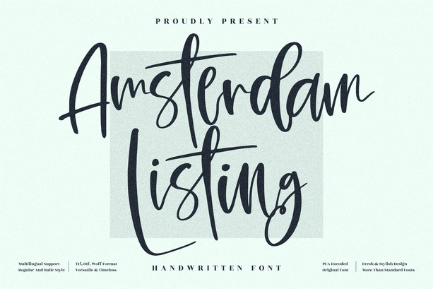 Preview image of Amsterdam Listing