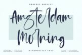 Last preview image of Amsterdam Morning