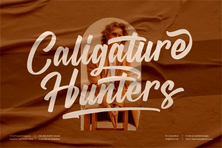 Preview image of Caligature Hunters