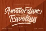 Last preview image of Amsterdam Traveling