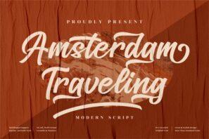 Amsterdam Traveling