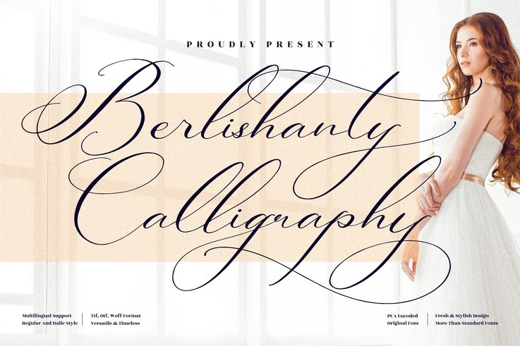 Preview image of Berlishanty Calligraphy