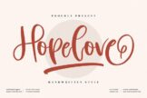 Last preview image of Hopelove
