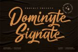 Last preview image of Dominyte Signate