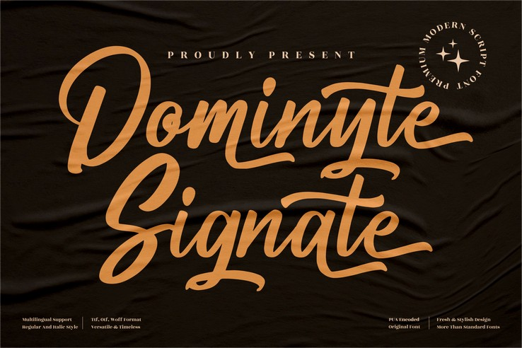 Preview image of Dominyte Signate