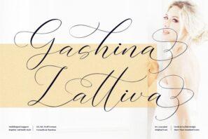Gashina Lattiva