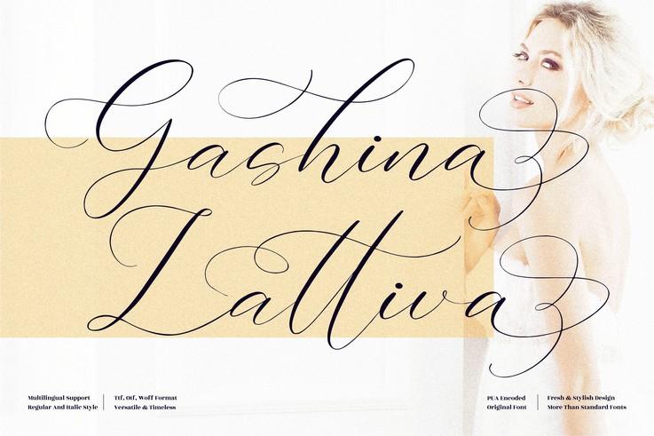 Preview image of Gashina Lattiva