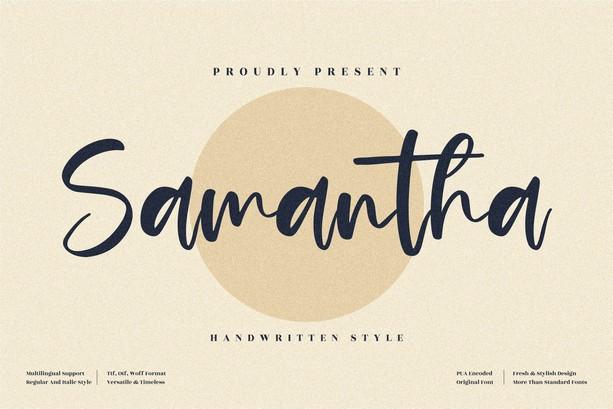 Preview image of Samantha