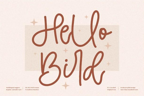 Preview image of Hello Bird