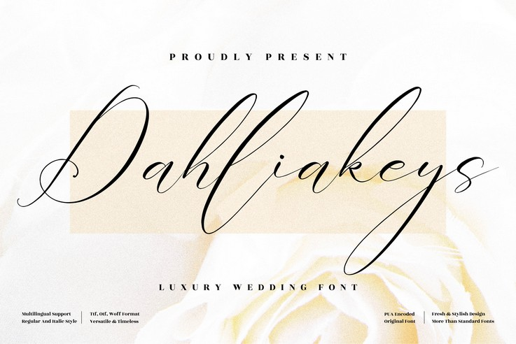 Preview image of Dahliakeys