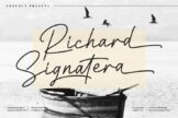 Last preview image of Richard Signatera
