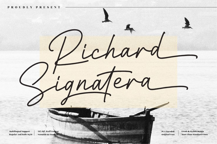 Preview image of Richard Signatera