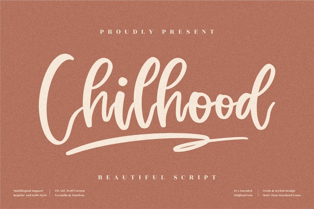 Preview image of Chilhood