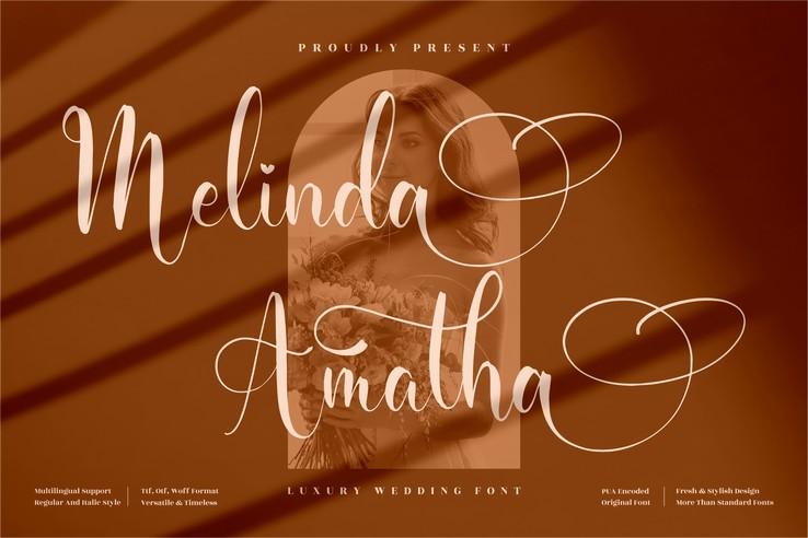 Preview image of Melinda Amatha