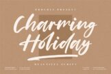 Last preview image of Charming Holiday