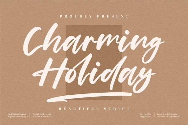 Preview image of Charming Holiday