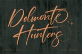 Last preview image of Delmonte Hunters