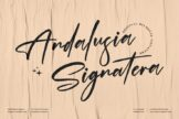 Last preview image of Andalusia Signatera