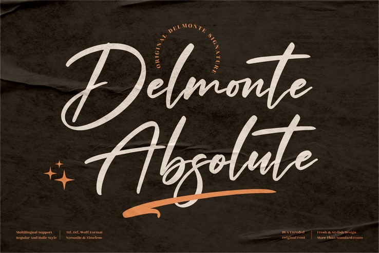 Preview image of Delmonte Absolute