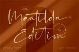 Last preview image of Mantilda Edition