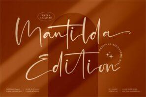 Mantilda Edition