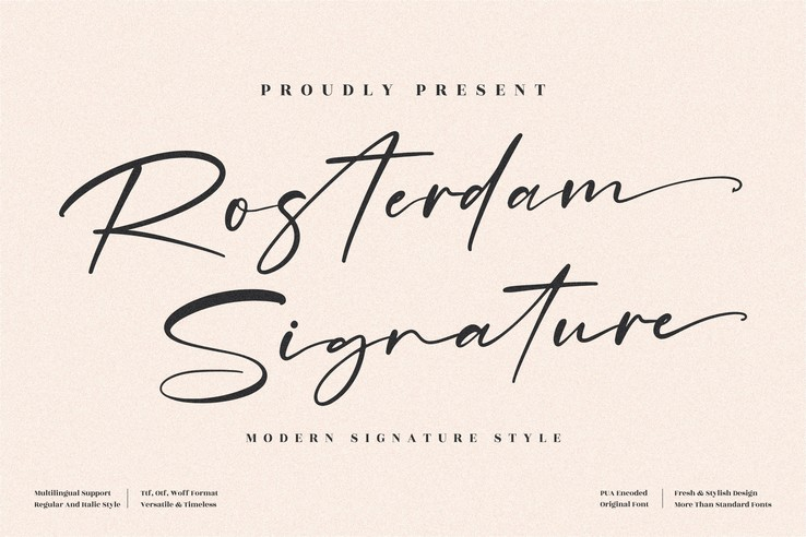 Preview image of Rosterdam Signature
