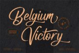 Last preview image of Belgium Victory