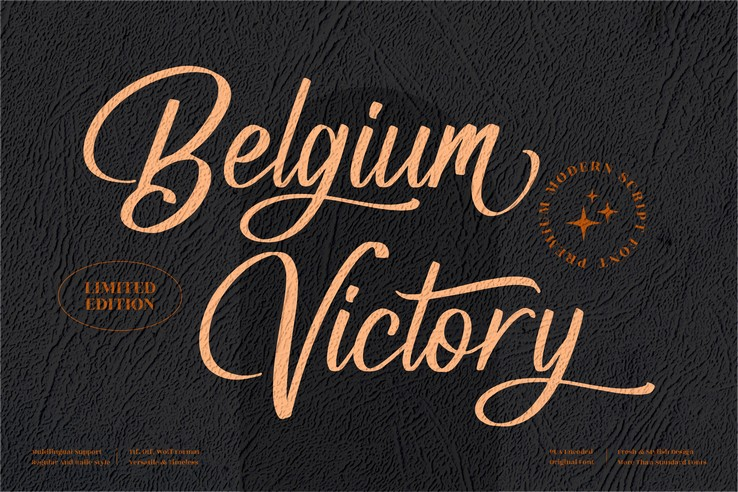 Preview image of Belgium Victory