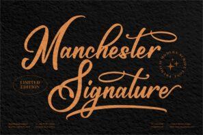 Maschester Signature