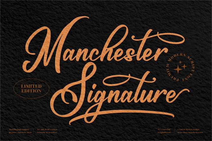 Preview image of Maschester Signature