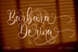 Last preview image of Barbara Derina