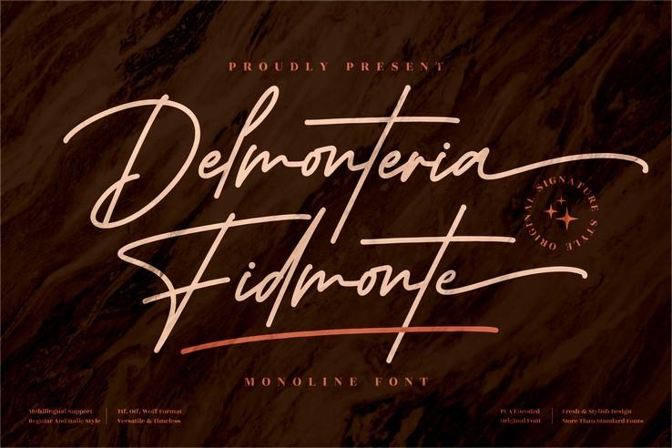Preview image of Delmonteria Fidmonte
